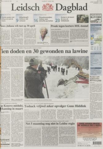 Leidsch Dagblad 1999-02-24