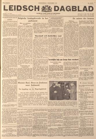 Leidsch Dagblad 1947-12-11