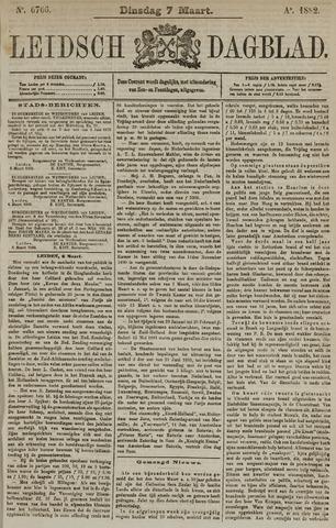 Leidsch Dagblad 1882-03-07
