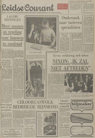 Leidse Courant 1973-08-23