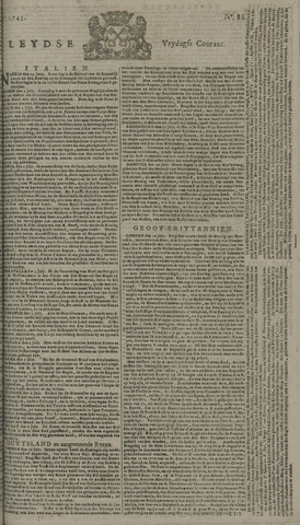 Leydse Courant 1745-07-23