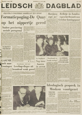 Leidsch Dagblad 1963-07-10