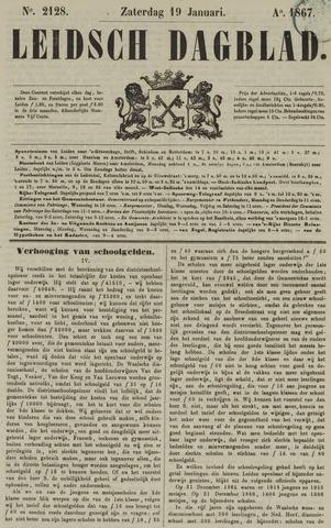 Leidsch Dagblad 1867-01-19