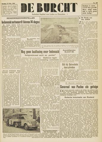 De Burcht 1946-02-12