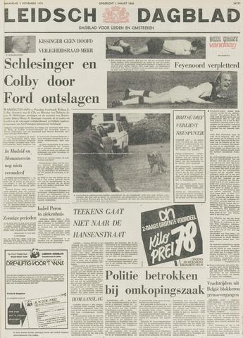 Leidsch Dagblad 1975-11-03