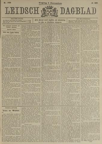Leidsch Dagblad 1907-11-01