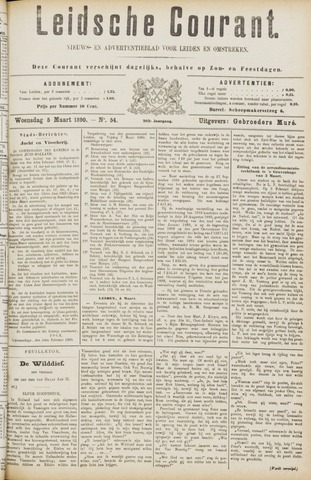 Leydse Courant 1890-03-05