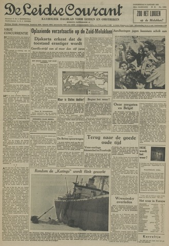 Leidse Courant 1955-01-06