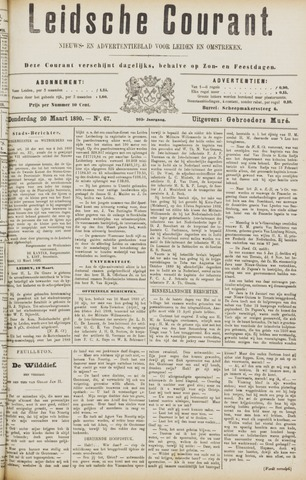 Leydse Courant 1890-03-20