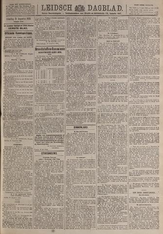Leidsch Dagblad 1920-08-21