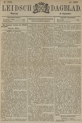 Leidsch Dagblad 1878-09-16