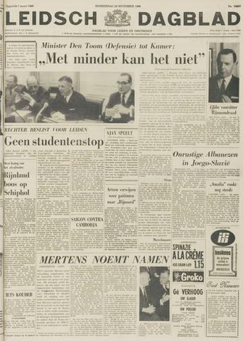 Leidsch Dagblad 1968-11-28