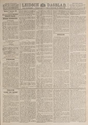 Leidsch Dagblad 1919-09-08