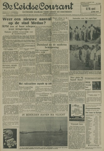 Leidse Courant 1958-03-21