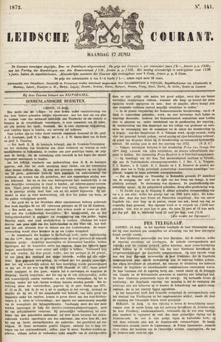 Leydse Courant 1872-06-17