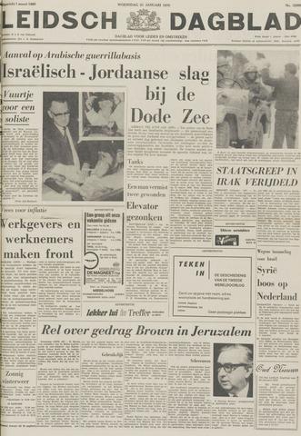 Leidsch Dagblad 1970-01-21