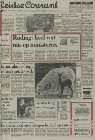 Leidse Courant 1985-06-11