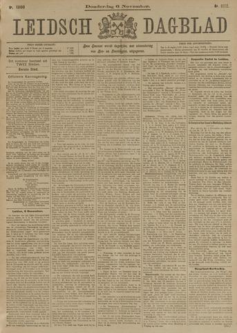 Leidsch Dagblad 1902-11-06