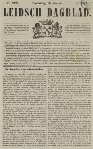 Leidsch Dagblad 1867-01-16