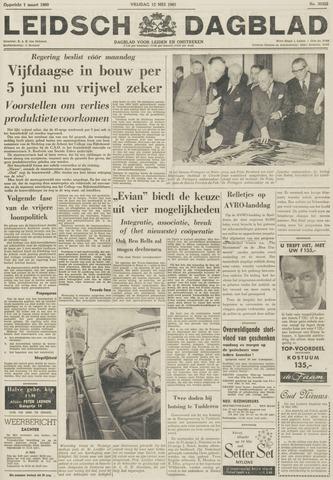 Leidsch Dagblad 1961-05-12