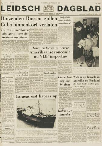 Leidsch Dagblad 1963-02-20