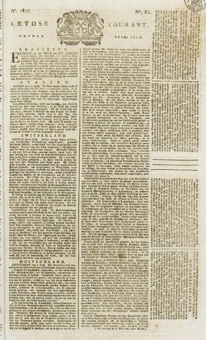 Leydse Courant 1817-07-18