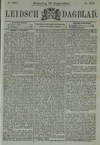 Leidsch Dagblad 1880-09-18