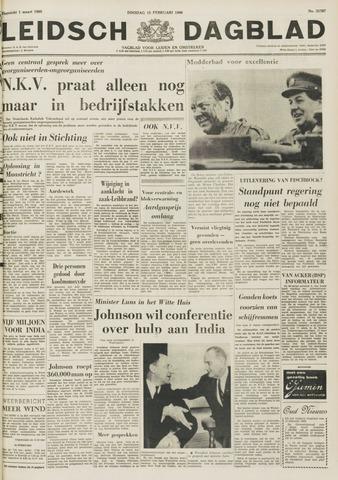 Leidsch Dagblad 1966-02-15