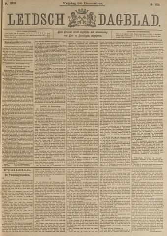 Leidsch Dagblad 1901-12-20