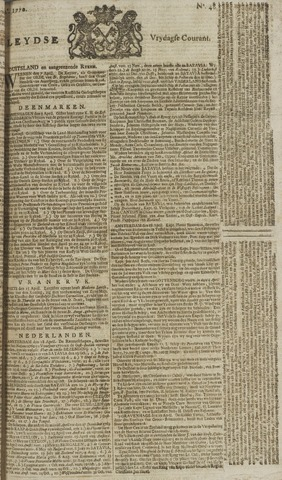 Leydse Courant 1770-04-20