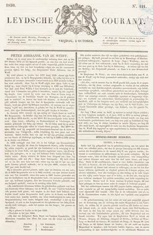 Leydse Courant 1850-10-04