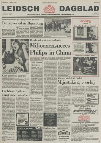 Leidsch Dagblad 1985-03-02