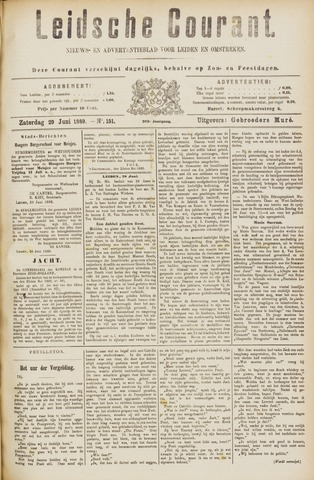 Leydse Courant 1889-06-29