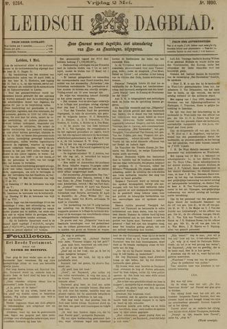Leidsch Dagblad 1890-05-02