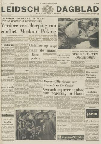 Leidsch Dagblad 1967-02-06