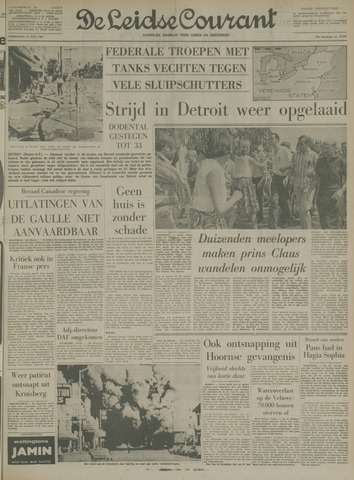 Leidse Courant 1967-07-26