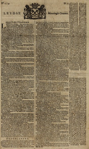 Leydse Courant 1779-01-18
