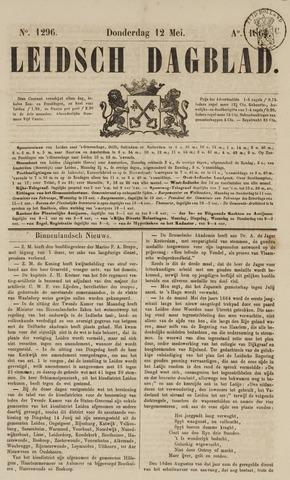 Leidsch Dagblad 1864-05-12