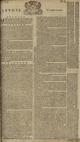 Leydse Courant 1753-07-13