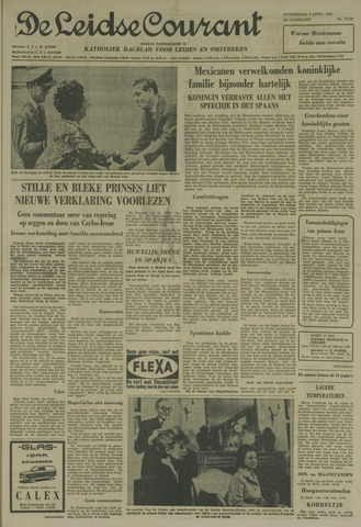 Leidse Courant 1964-04-09