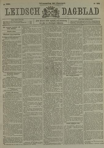 Leidsch Dagblad 1909-01-20