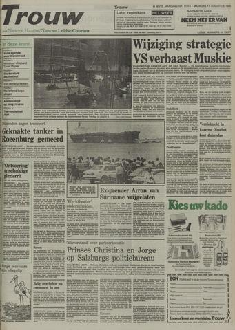 Nieuwe Leidsche Courant 1980-08-11