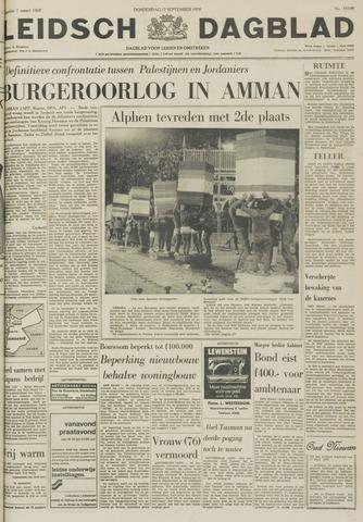 Leidsch Dagblad 1970-09-17