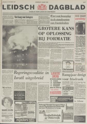 Leidsch Dagblad 1977-10-21