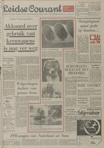 Leidse Courant 1974-06-24