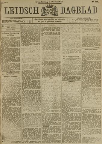 Leidsch Dagblad 1904-11-03