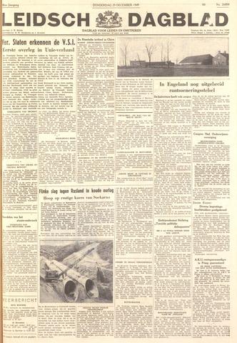 Leidsch Dagblad 1949-12-29