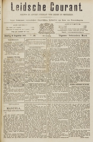 Leydse Courant 1887-08-16