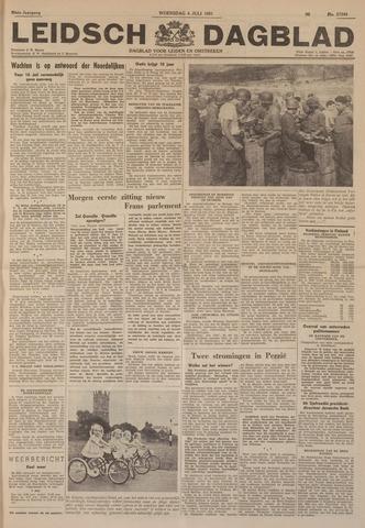 Leidsch Dagblad 1951-07-04