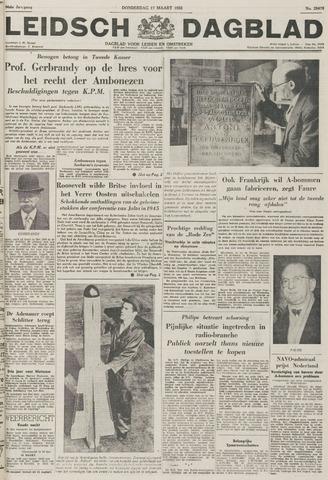 Leidsch Dagblad 1955-03-17
